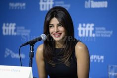 "Priyanka Chopra will attend the 2014 Toronto International Film Festival (TIFF) which is of course in Toronto where her movie ""Mary Kom"" will see a world premier. Priyanka promoted her movie ""Mary Kom"" in Toronto. She was looking gorgeous in black dress."