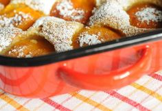fahéj Apricot Pie, Pie Pops, Hungarian Recipes, Something Sweet, Pretzel Bites, Quiche, Main Dishes, Cake Recipes, French Toast