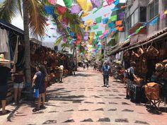 Playa del Carmen is in de eerste plaats een geweldige tropische zonbestemming. Je kunt je er eindeloos vermaken met zonnebaden, zwemmen, snorkelen, rondstruinen langs de gezellige Calle Quinta Avenida en vele outdooractiviteiten langs de kust. Wie verblijft in één van de wereldklasse resorts zal doorgaans weinig reden om er elke dag op uit te trekken. Wie wat meer van de omgeving wil ontdekken heeft heel wat mogelijkheden. Bekijk ze hier. Riviera Maya, Resorts, Mexico, Street View, Playa Del Carmen, Street, Vacation Resorts, Beach Resorts, Vacation Places