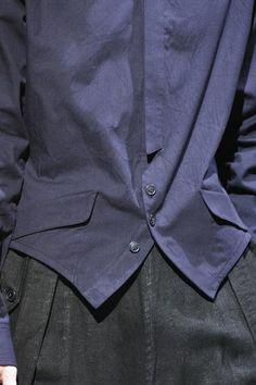 Yohji Yamamoto S/S2008