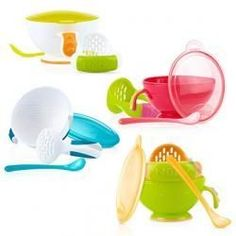 Feeding Collection Here Baby Feeding Bowls Wheat Fiber Ultimate Set Fork Spoon And Cup Dinosaur.
