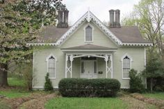Sweet 1869 Gothic Revival home for sale in TN, $98,500