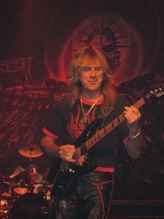 Glenn Tipton de Judas Priest tiene Parkinson