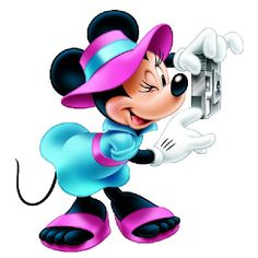 Minnie Mouse Disney And Cartoon Clipart Images Are Free To Copy For Your Own Personal Use. Natal Do Mickey Mouse, Mickey Mouse E Amigos, Minnie Mouse Clipart, Mickey E Minnie Mouse, Minnie Mouse Pictures, Disney Clipart, Mickey Mouse Christmas, Mickey Mouse And Friends, Disney Pictures