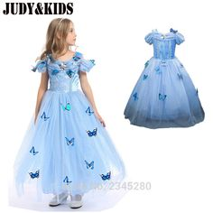 Dress For Girls Festive Dresses Fancy Party Evening Princess Carnival Costumes For Children Teenagers Dresses For Girls 10 Years #Affiliate