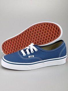 #Vans #Authentic #Navy #Schuhe #Sneakers