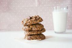 Chocolate Chip Cookies, Glutenfree, Oatmeal, Sweet Treats, Butter, Baking, Breakfast, Instagram, Food