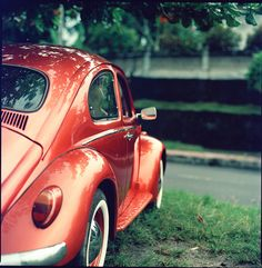 VW Beetle ..my dad had one just like this one ..same color and all