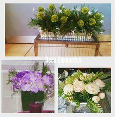 Decor flores