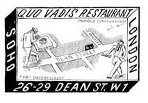 Quo Vadis does breakfast! Why didn't I know this.
