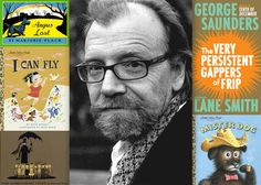 Author George Saunders shares his favorite books for parents to share with their children and create reading memories they'll cherish forever.