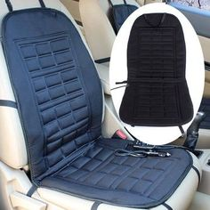 12V Car Front Seat Hot Heated Pad Cushion Winter Warmer Cover Description: Approx. 1.2m power cable with cigarette lighter socket adapter Ideal item for use on the cold winter morning Simple to fit, p