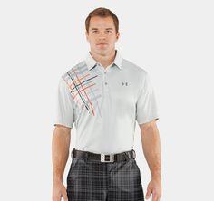 Men's UA Forged Plaid Golf Shorts