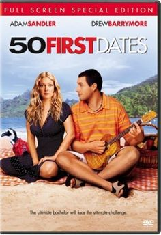 50 First Dates (Full Screen Special Edition) DVD ~ Adam Sandler, http://www.amazon.com/dp/B0001Z3TX4/ref=cm_sw_r_pi_dp_Nx1vqb1N17347