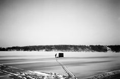 Ice Fishing, planning on doing this this winter if the river ever freezes!