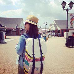 Nice backpack to go anywhere
