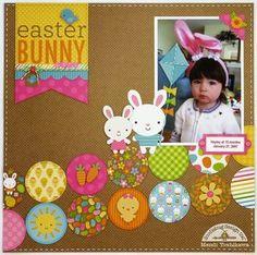 easter bunny LO