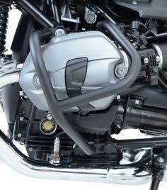 Sturzb/ügel schwarz Schutzb/ügel Motor G 650 GS 11-