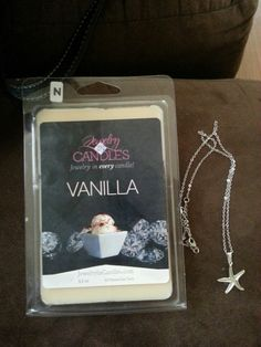 My downline reps first jewelry in candles reveal!