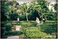 Ancient Spanish Monastery #outdoor #wedding #ceremony #garden