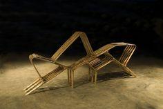 Sandeep Sangaru : Crafting a vision in Bamboo : Furniture Design : India : Prismma Magazine