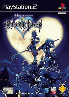 Kingdom Hearts - PS2 oh man i know I'm not a kid but this is just the best! Always been a fan~