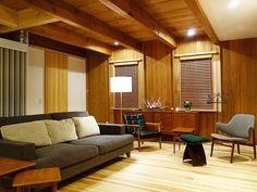 広島市安佐南区T様邸(築88年の蔵をリノベーション):リビング