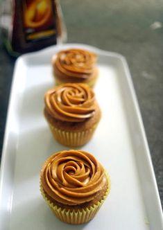 Coffee Cupcake Recipe with Buttercream Frosting | TheBestDessertRecipes.com