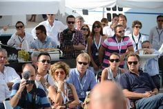 The Sunreef Yachts Press Conference at the Cannes Yachting Festival 2014