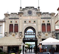 Hotel principe di piemonte 1922 1938 piazza puccini viareggio stato attuale vista da una - Bagno roma viareggio ...