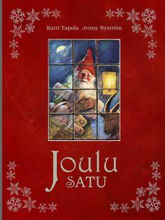 Katri Tapolan lämminhenkinen joulusatu kertoo tonttumuorista, joka eli punaisessa tuvassa metsän keskellä. Tonttumuori oli lajiltaan kotitonttu ja hänellä oli tapana avata ovi kaikille tulijoille, sillä parempaa ei olekaan kuin ystävät ja yhteen hiileen puhaltaminen. Satua kuvittavat Jenny Nyströmin vanhat tonttukuvat. Tarina on julkaistu aiemmin Sieppo-lehdessä 6/2015. Ikäsuositus 4+ White Christmas, Kindergarten, Pictures, Painting, Language, Gardening, Photos, Painting Art, Lawn And Garden