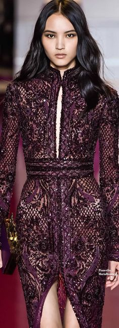 Zuhair Murad Fall-Winter 2016-17 Couture Collection Highlights