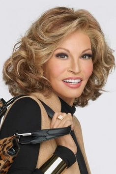 Brave The Wave by Raquel Welch Wigs - Lace Front, Monofilament Part Wig Rachel Welch, Medium Hair Styles, Natural Hair Styles, Short Hair Styles, Frontal Hairstyles, Bob Hairstyles, Lace Front Wigs, Lace Wigs, Raquel Welch Wigs