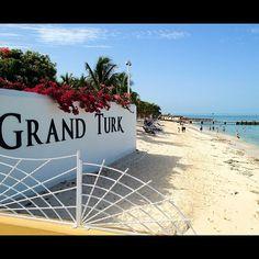 Grand Turk in Turks Islands