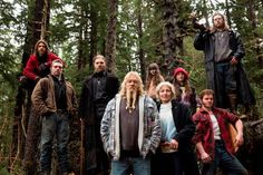 Welcome back to Chichagof Island! Tonight, the Brown family wolf pack is back with the Season Premiere of Discovery Channel monster hit, ALASKAN BUSH PEOPLE.