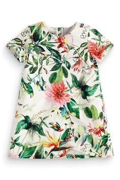 Buy Tropical A-line Dress (3mths-6yrs) from the Next UK online shop
