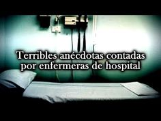 Terribles anécdotas contadas por enfermeras de hospital