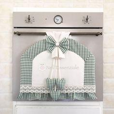 Copri forno per forno con maniglia stretta : Accessori casa di nellessenziale