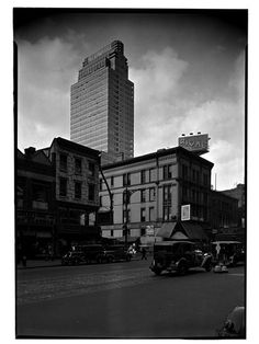 McGraw Hill Building. From 40th Street And Eighth Avenue. Date: October 9
