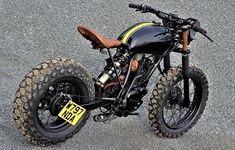 Have a look at a number of my most popular builds - handpicked scrambler designs like this Honda Scrambler, Tw Yamaha, Cafe Racer Motorcycle, Yamaha Tw200, Vintage Cafe Racer, Tracker Motorcycle, Moto Bike, Retro Bikes, Custom Motorcycles