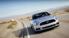 2015 Ford Mustang silver color