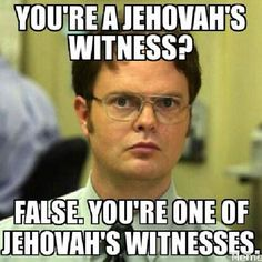 This is my biggest pet peeve. Even worse: leaving off the possession (just Jehovah Witness). We're all united and part of the large group, therefore, we e̲a̲c̲h̲ are ONE of Jehovah's Witnesses.