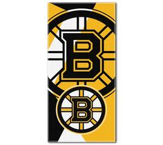Use this Exclusive coupon code: PINFIVE to receive an additional 5% off the Boston Bruins NHL Puzzle Beach Towel at SportsFansPlus.com