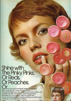 vintage makeup ad Flowerpod Powered by Invision Power Board Vintage Makeup Ads, Retro Makeup, Vintage Beauty, Vintage Ads, Vintage Photos, 1970s Makeup, Vintage Vanity, Vintage Photographs, Retro Ads