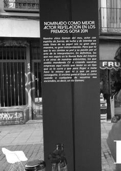 Javier Pereira, entrevistado por Lorenita Mad. Pág 1 de 6