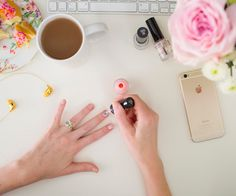 Making Life Easier one Mani at a time!