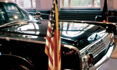 Presidential Limos at the Henry Ford Museum, Dearborn, MI