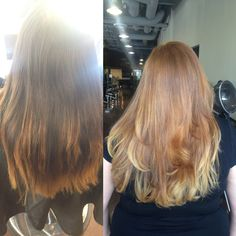 Color correction! Lighter and brighter for summer