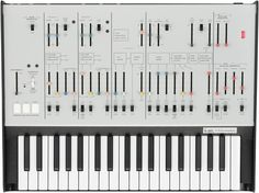 ARP Odyssey Analog Synthesizer - Whiteface Limited Edition | Sweetwater.com