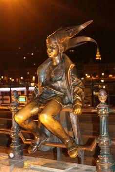 The princess of Budapest